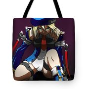 Blazblue Tote Bag