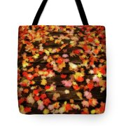 Blazen Leaves Tote Bag