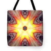 Blazing Love Tote Bag