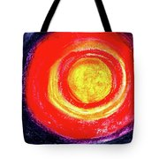 Blazing Tote Bag