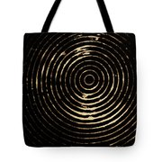Bleached Circles Tote Bag