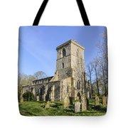 Bledlow Church Tote Bag