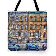 Bleecker Street In Bushwick - Brooklyn Tote Bag