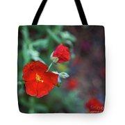 Bleeding Spring Tote Bag