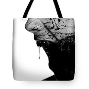 Bleeding Through Tote Bag