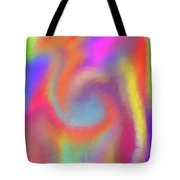 Blended Skittles Tote Bag