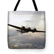 Blenheim Flight Tote Bag