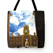 Blenheim Palace England Tote Bag