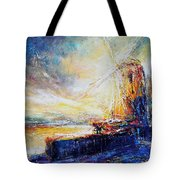 Blennerville Wind Mill Tote Bag
