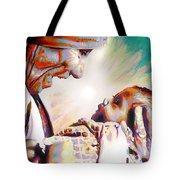 Blessed Mother Teresa Tote Bag