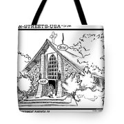 Blessed Sacrament Tote Bag
