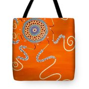 Blessing Sun Tote Bag