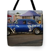 Blew By You Tote Bag