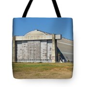 Blimp Hanger From Closed El Toro Marine Corps Air Station Tote Bag