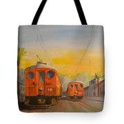 Blimps Tote Bag