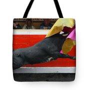 Blind Bull Tote Bag