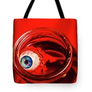 Blind Fear Tote Bag