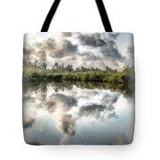 Blind Pass Bayou Sanibel Island Florida Tote Bag