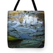 Blind River-4 Pm-september '15 Tote Bag