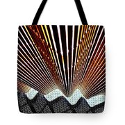 Blind Shadows Abstract I I I Tote Bag