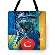 Blind To Culture Tote Bag
