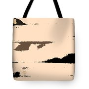 Blinds As Abstract 4-1 Tote Bag