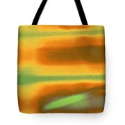 Blinds As Abstract Landscape Tote Bag