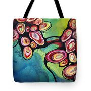 Bliss And Detachment Tote Bag
