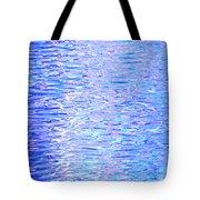 Blissful Blue Ocean Tote Bag