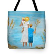 Blissful Day Tote Bag