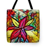 Blissful Meadows Tote Bag
