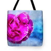 Blissful Pink Tote Bag
