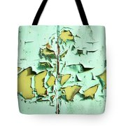 Blistered Paint Tote Bag
