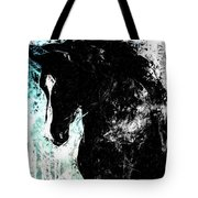 Blizzard South Of San Luis Tote Bag