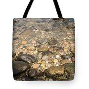 Block Island Low Tide II Tote Bag