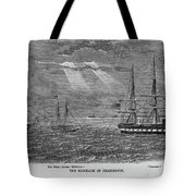 Blockade Of Charleston Tote Bag