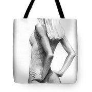 Blonde Nude2 Tote Bag