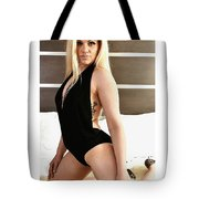 Blonde Ready Tote Bag