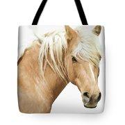 Blonde Stallion Tote Bag