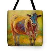 Blondie - Cow Tote Bag