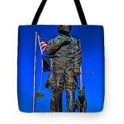 Blood And Guts Tote Bag