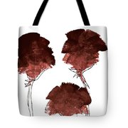 Blood Flower Part2 Tote Bag