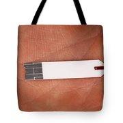 Blood Glucose Test Strip Tote Bag