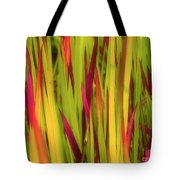 Blood Grass Tote Bag