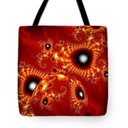 Blood In Love Tote Bag