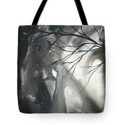 Blood Of The Moon 1 By Madart Tote Bag