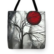 Blood Of The Moon 2 By Madart Tote Bag