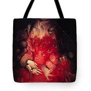 Blood Queen Tote Bag