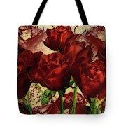 Blood Red Lust Tote Bag