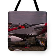 Blood Sweat And Years Tote Bag